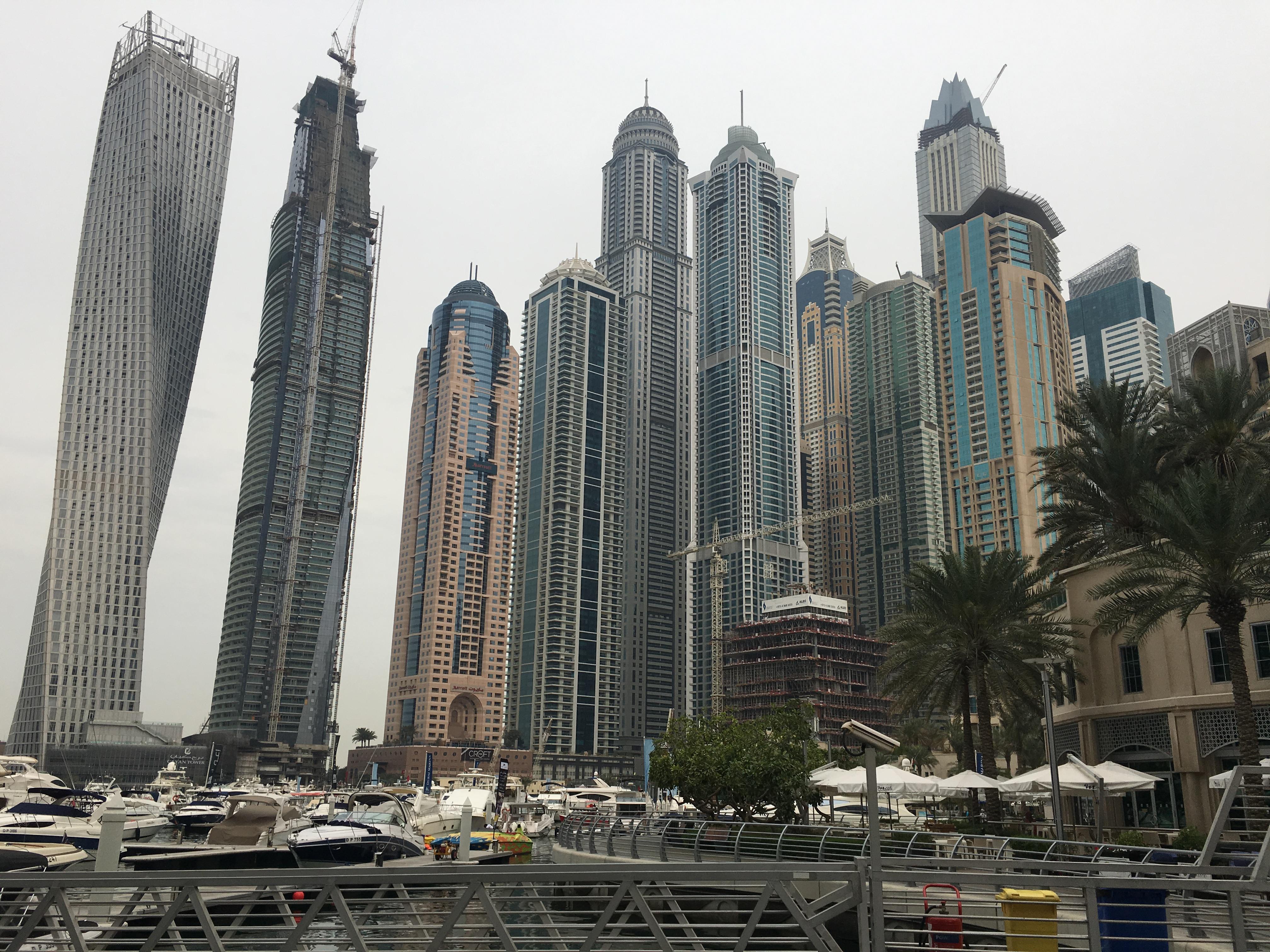 Abu Dhabi, capital de Dubai